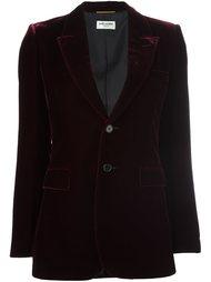 бархатный пиджак 'Angie'  Saint Laurent