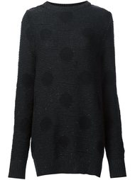 свитер в горох Marc Jacobs