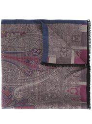 двойной шарф 'Riga' Etro