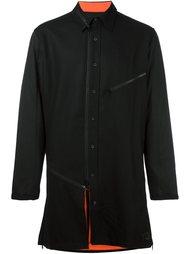 удлиненная рубашка Y-3