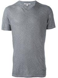 классическая футболка  John Varvatos