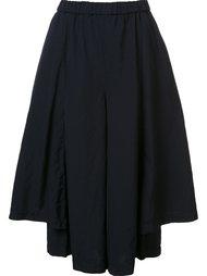 широкие брюки с эластичным поясом Comme Des Garçons Comme Des Garçons