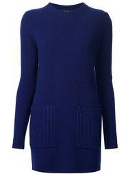 удлиненный свитер Proenza Schouler