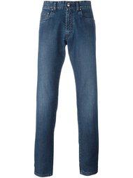 укороченные джинсы Brioni