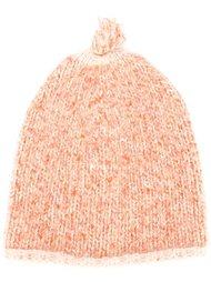 шапка ребристой вязки Forte Forte