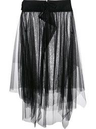 асимметричная юбка-пачка Y's