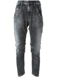джинсы бойфренды Diesel