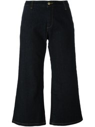 джинсовые кюлоты P.A.R.O.S.H.