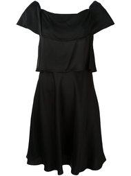 многослойное платье  Sonia Rykiel
