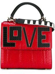 сумка на плечо 'Love' Les Petits Joueurs