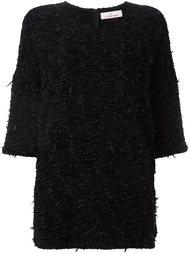 свитер с рукавами три четверти  A.F.Vandevorst