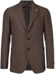 пиджак на две пуговицы Tagliatore