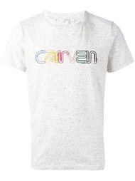 футболка 'Paper Clip'  Carven