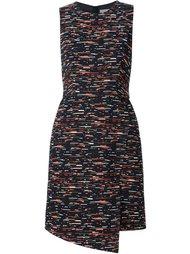 твидовое платье без рукавов Grey Jason Wu