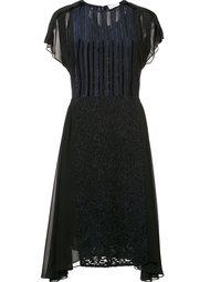 платье с гофрированным дизайном  3.1 Phillip Lim