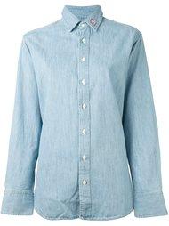 джинсовая рубашка  Rag & Bone /Jean
