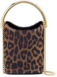 леопардовая сумка на плечо Stella McCartney