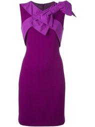 платье с бантом  Boutique Moschino