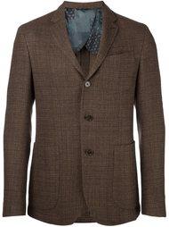 текстурированный пиджак Etro