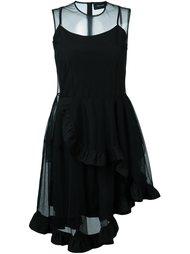 платье с оборками Simone Rocha