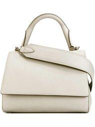 сумка-тоут с декоративным швом Max Mara