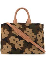 сумка-тоут с камуфляжным принтом Muveil