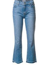укороченные расклешенные джинсы Derek Lam 10 Crosby