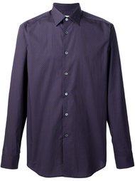 рубашка с принтом узора Paul Smith
