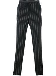 прямые брюки в полоску Juun.J