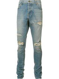 рваные джинсы En Noir