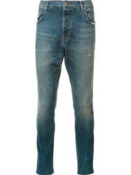 рваные узкие джинсы En Noir