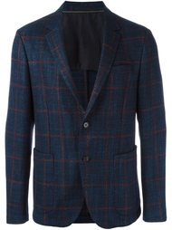 checked blazer Z Zegna