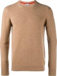 свитер с круглым вырезом   Dior Homme