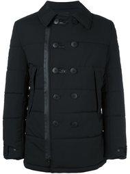 стеганое двубортное пальто  Y-3