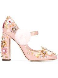 туфли 'Vally' Dolce & Gabbana
