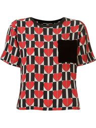 printed blouse Reinaldo Lourenço