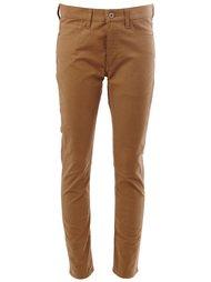 брюки с контрастными карманами Junya Watanabe Comme Des Garçons Man