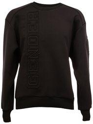 'Genderless' appliqué sweatshirt Juun.J
