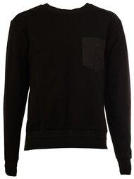 свитер с круглым вырезом   Juun.J