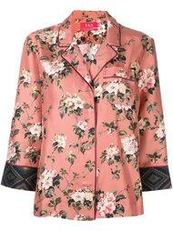 пижама с цветочным принтом   For Restless Sleepers