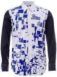 рубашка с графическим принтом  Junya Watanabe Comme Des Garçons Man