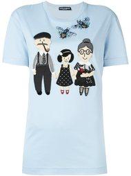 футболка 'D&G Family' Dolce & Gabbana