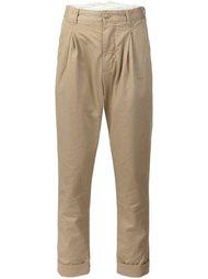 зауженные брюки 'Willy Post' Engineered Garments