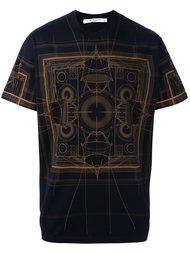 футболка с графическим принтом Givenchy
