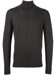 свитер с видным швом  Marni