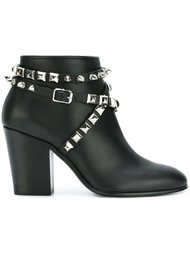 декорированные ботинки  Giuseppe Zanotti Design