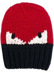 шапка-бини 'Bag Bugs' Fendi