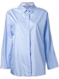 рубашка свободного кроя Nina Ricci