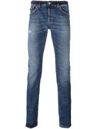 джинсы кроя слим  'Lucky' Dondup