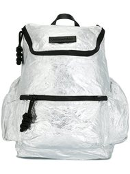 рюкзак 'Hiro' с эффектом металлик Dsquared2
